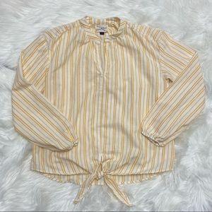 Universal Thread Long sleeve blouse